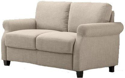 Herkimer Traditional Sofa Soft Beige