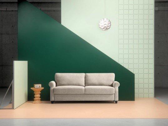 Herkimer Traditional Sofa Soft Beige