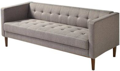 Pascal Sofa Oatmeal Gray