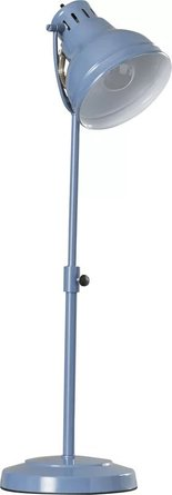 "Jensen 21"" Desk Lamp Blue"