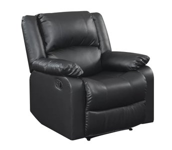 Paria Manual Recliner Black