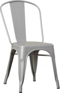 Louisa Dining Chair Silver (Set of 2)