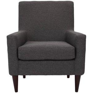 Donham Armchair Teal Gray