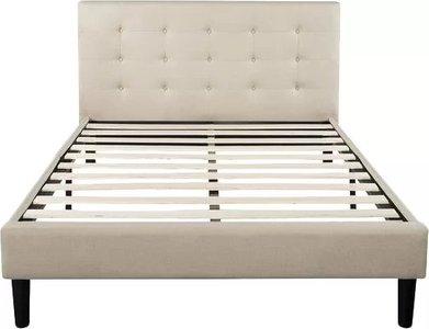Avior Upholstered Platform King Bed