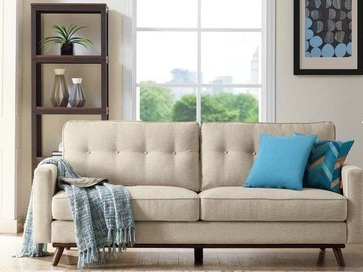 Alastor Living Room