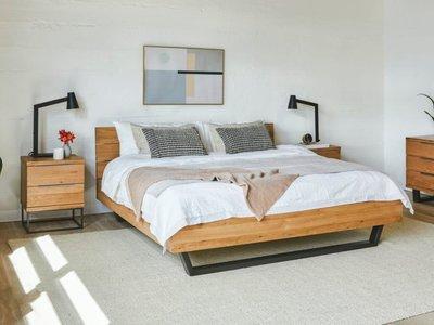 Aura Queen Bedroom