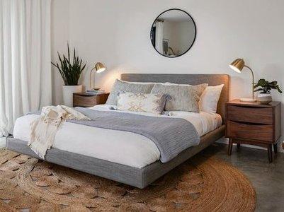 Carney Queen Bedroom
