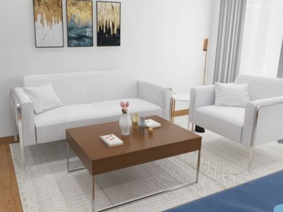 Crastor Modern Living Room