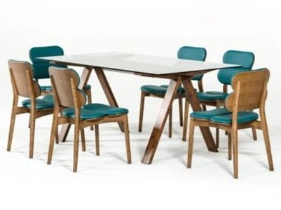 Rudolph Dining Room - 6 Seater