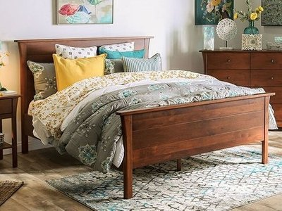 Tante Mid-Century Modern Queen Bedroom