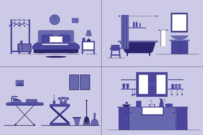 1-BR Houseware Bundle (121 Items)
