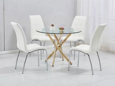 Nonie Dining Room - 4 Seater