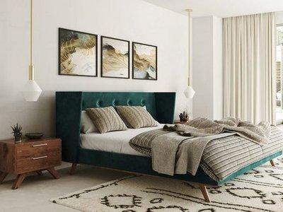 Buster Queen Bedroom