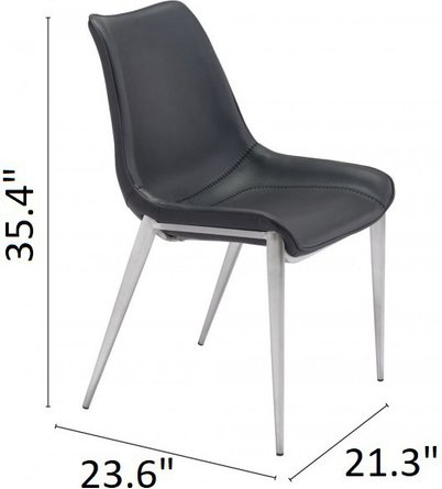 Magnus Dining Chair Black