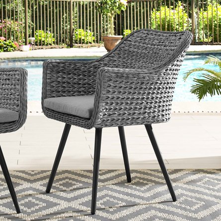 Endeavor Dining Chair Gray