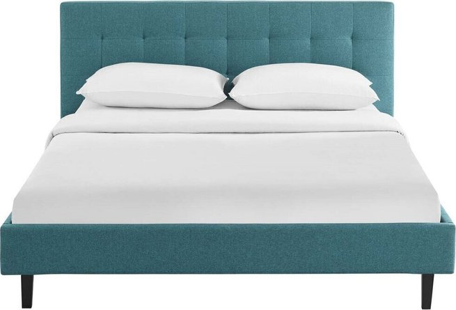 Linnea Full Bed Teal