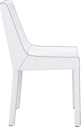Fashion Dining Chair White (Set of 2)
