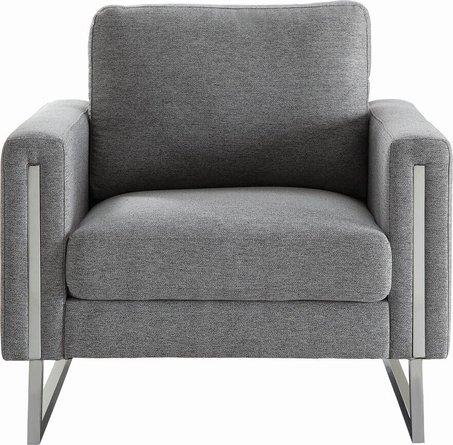 Stellan Contemporary Chair Gray