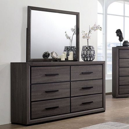 Conwy Dresser Gray