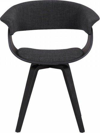 Sebastien Contemporary Dining Chair Black