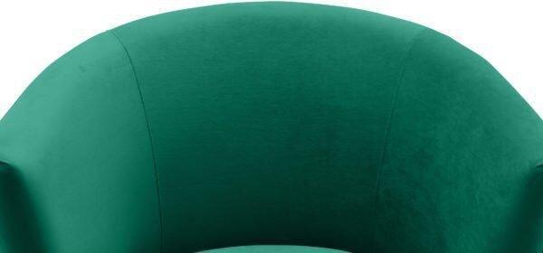 Noah Swivel Chair Green