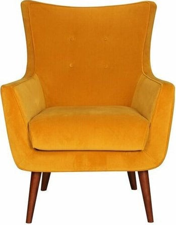 Kato Chair Mustard