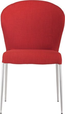Oulu Dining Chair Tangerine (Set of 4)
