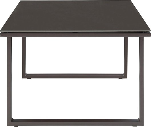 Fortuna Outdoor Coffee Table Brown