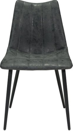 Norwich Dining Chair Black (Set of 2)