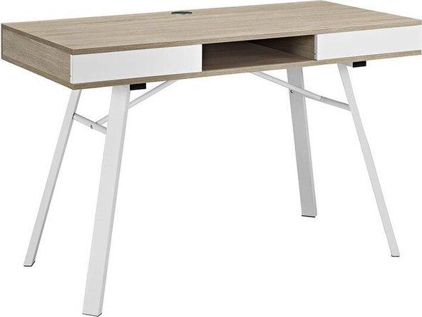 Stir Home Office Desk Oak