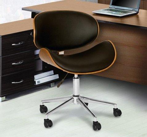 Algieba Modern Chair In Black