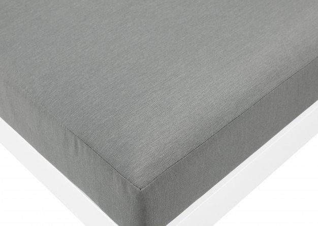 Nizuc Outdoor Patio LAF Sectional Gray