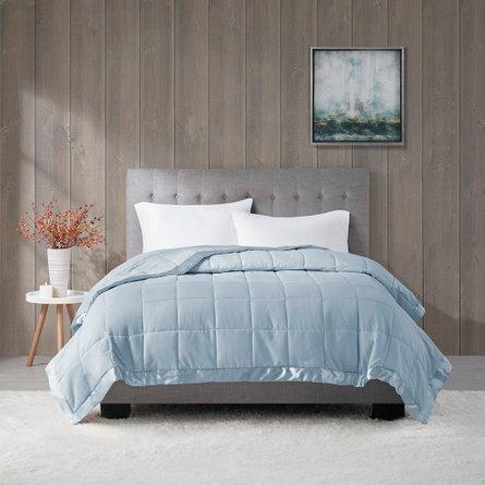 Windom All Season Full/Queen Alternative Blanket Blue