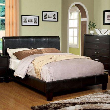Villa Park Full Bed Espresso
