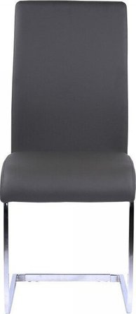 Cancer Side Chair Gray (Set Of 2)
