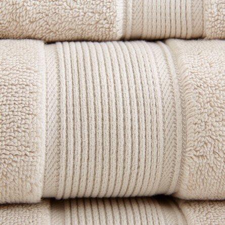 800GSM 8-Piece Towel Set Natural