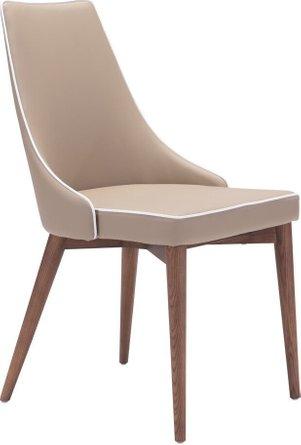 Moor Dining Chair Beige (Set of 2)