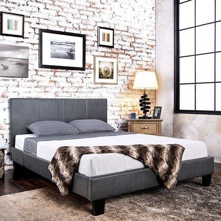 Winn Park Full Bed Gray