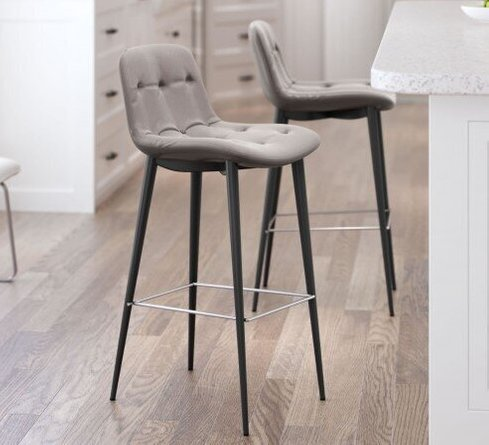Tangiers Bar Chair Taupe