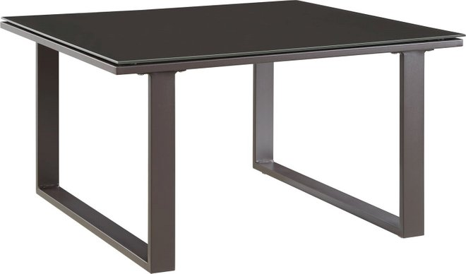Fortuna Outdoor Side Table Brown