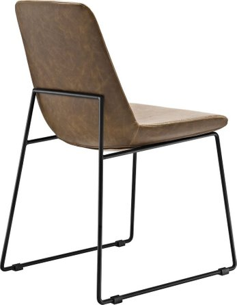 Invite Dining Side Chair Brown