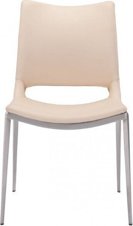 Ace Dining Chair Light Pink (Set of 2)