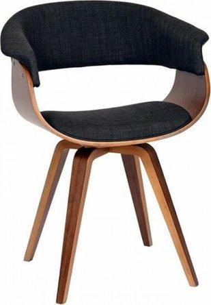 Kyle Modern Chair Charcoal