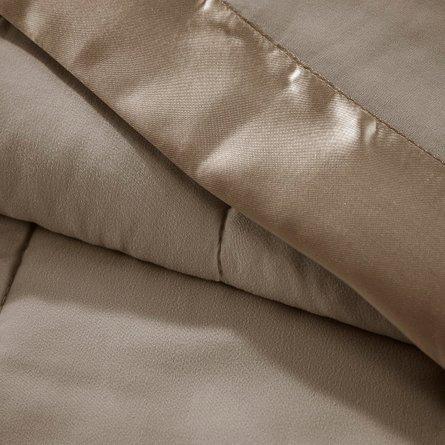 Windom All Season King Alternative Blanket Brown
