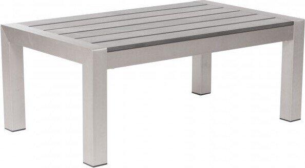 Cosmopolitan Coffee Table Silver