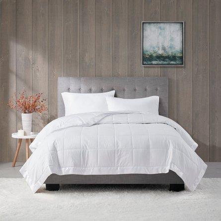 Windom All Season Full/Queen Alternative Blanket White
